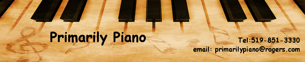 Primarily Piano